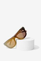 Nasty Gal Phillip Lim X Linda Farrow Shield Shades