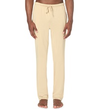Ralph Lauren Stretch Jersey Pyjama Bottoms Tan