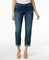 Styleandco. Style Co. Curvy Marseille Wash Boyfriend Jeans Only At Macy's