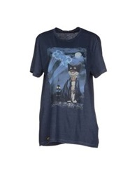 Ean 13 T Shirts Dark Blue