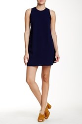 American Apparel Dakota Dress Blue