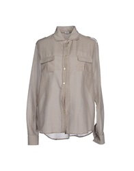 Barba Shirts Beige