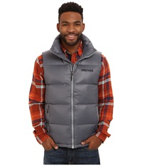 Stockholm Vest Steel Onyx Men's Clothing Gray