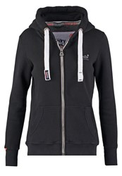 Superdry Tracksuit Top Black