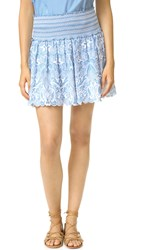 Parker Taddy Skirt Chambray
