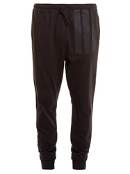Y 3 3S Relaxed Fit Track Pants Black