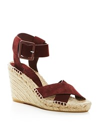 Vince Stefania Espadrille Wedge Sandals Nut