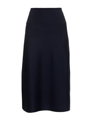 Lemaire Wool Knit Midi Skirt
