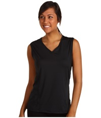 Skirt Sports Free Me Tank Black Women's Sleeveless