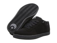 Osiris Relic Black Charcoal Black Men's Skate Shoes