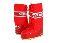Tecnica Moon Boot Red Cold Weather Boots