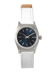 Nixon Timepieces Wrist Watches Women White