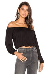 De Lacy Cain Top Black