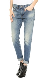 6397 Loose Skinny Jeans Dirty Light Blue