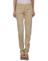 Germano Zama Casual Pants Beige