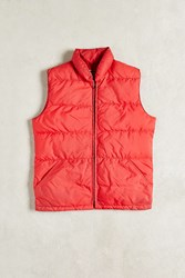 Without Walls Vintage Vintage Vest Red
