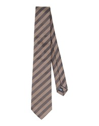 Umit Benan Accessories Ties Men Dark Brown