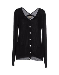 Just For You Knitwear Cardigans Women Black