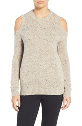 Rebecca Minkoff Women's 'Chapter' Cold Shoulder Sweater