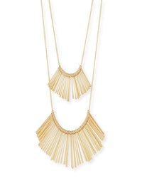 Jules Smith Designs Brooklyn Long Layered Necklace Jules Smith Yellow Gold