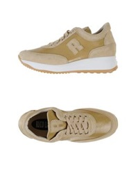 Ruco Line Low Tops And Trainers Beige