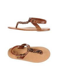 Buttero Footwear Thong Sandals Women