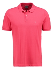 Ck Calvin Klein Pete Fitted Polo Shirt Flame Red