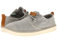 Timberland Earthkeepers Hookset Oxford Washed Grey Canvas Men's Lace Up Casual Shoes Gray