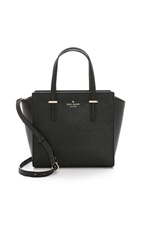 Kate Spade Cedar Street Small Hayden Satchel Black