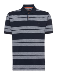 Army And Navy Jack Stripe Polo Shirt