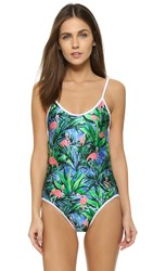 We Are Handsome Paradiso Scoop Swimsuit