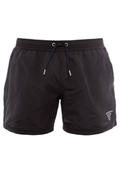 Guess Essential Swimming Shorts Jet Black