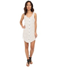 Hurley Lilou Dress Off White Women's Dress