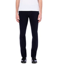 Reiss Straight Leg Chinos Navy