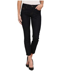 Nydj Clarissa Ankle In Dark Enzyme Dark Enzyme Women's Jeans Blue