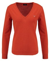 Gant Jumper Orange