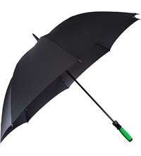 Fulton Cyclone Umbrella Black