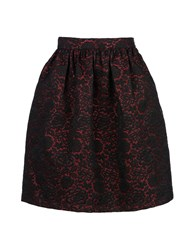 George J. Love Knee Length Skirts