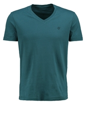 Marc O'polo Shaped Fit Basic Tshirt Balsam Green Petrol