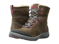 Cobb Hill Fresh Excite Brown Women's Lace Up Boots