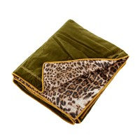 Roberto Cavalli Venezia Throw Light Green 130X180
