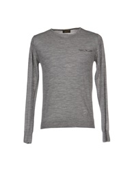 Le Mont St Michel Sweaters Grey