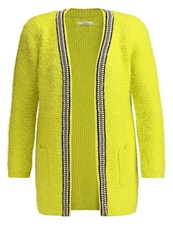 Darling Audrey Cardigan Chartreuse Neon Yellow