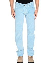 Heavy Project Casual Pants Sky Blue