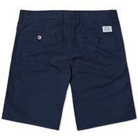 Norse Projects Aros Light Chino Short Navy