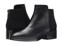 Cole Haan Elion Bootie Black Leather Women's Pull On Boots