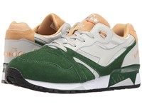 Diadora N9000 Double L Gray Violet Greener Past Sand Men's Shoes