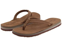 Scott Hawaii Nohea Dark Camel Women's Sandals Taupe