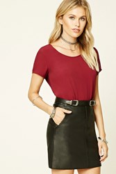 Forever 21 Contemporary Boxy Top