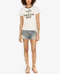 Denim And Supply Ralph Lauren Dream Big Graphic T Shirt Graphic Multi